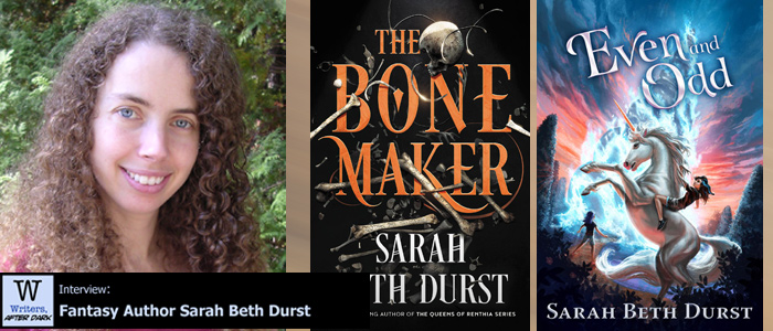 Writers, After Dark #87: Sarah Beth Durst Finding the magic in a standalone story