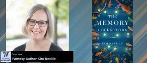 Writers, After Dark 88: Kim Neville