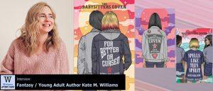 Writers, After Dark 89: Kate M. Williams
