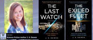 Writers, After Dark 91: J. S. Dewes