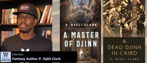 Writers, After Dark 96: P. Djèlí Clark