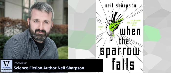Writers, After Dark 98: Neil Sharpson